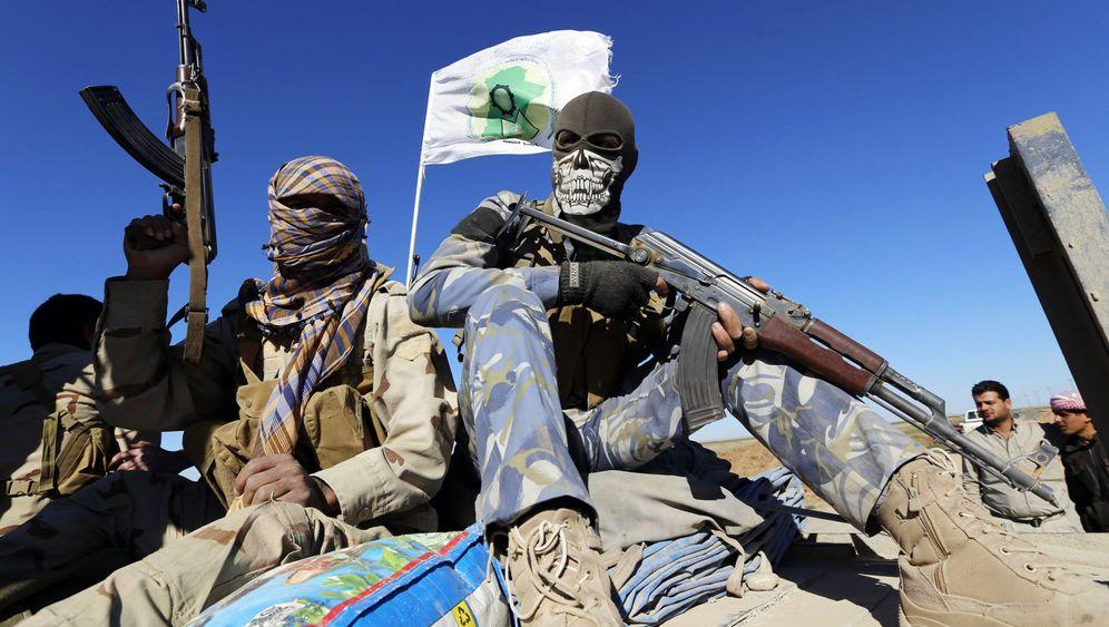 Photo Gallery: Taking Back Tikrit