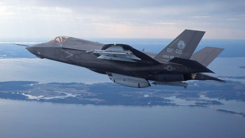 """""""F-35"""" der US-Streitkräfte"""