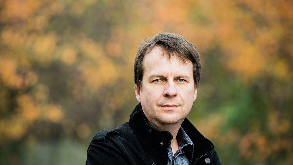 Autor Bjerg: gute Laune, auf die melancholische Tour