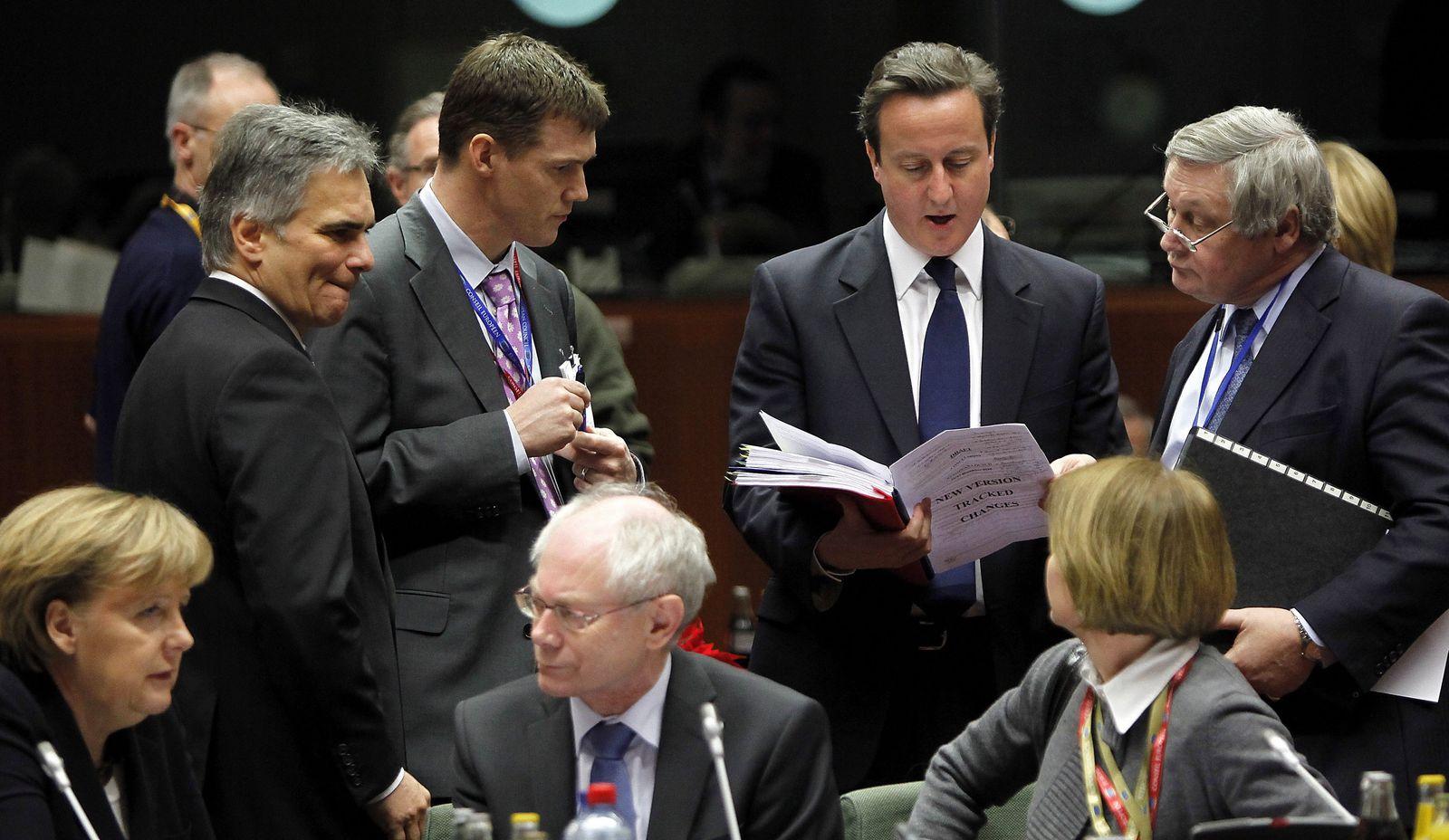 European head of states summit