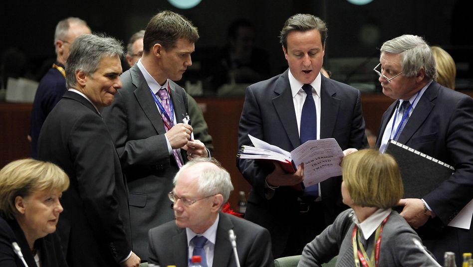 EU-Gipfel in Brüssel: Mechanismus der Verhandlung auf höchstem Niveau