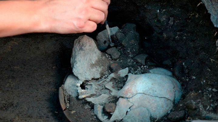 Fund in Mexiko: Archäologen entdecken Menschenopfer