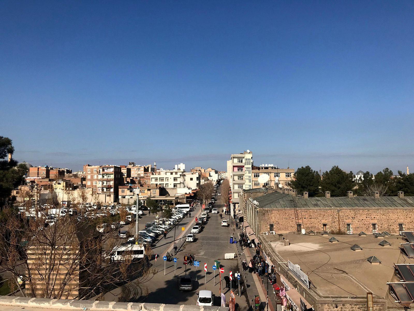 EINMALIGE VERWENDUNG Türkei/ Diyarbakir