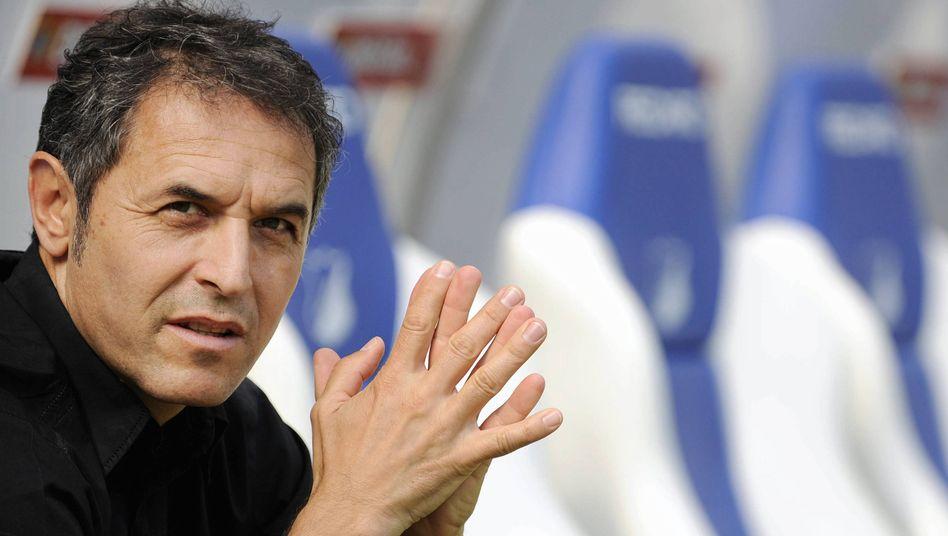 Trainer Koller: In Bochum entlassen