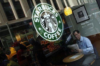 Starbucks-Filiale: Wasser für Afrika