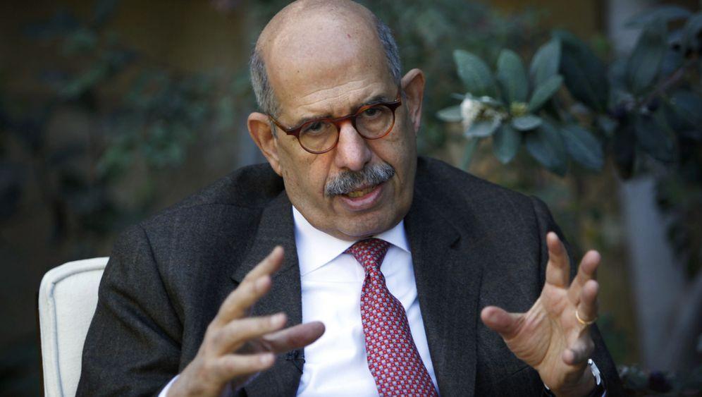 ElBaradei gegen Mubarak: Machtkampf in Ägypten