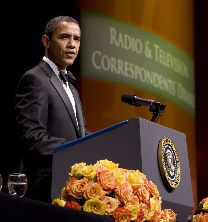 """US-Präsident Obama: Besorgnis """"über den Ton mancher Stellungnahmen"""""""