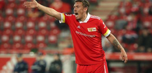 Fußball-Bundesliga: Union Berlin verteidigt Max Kruse nach Besuch einer Bar