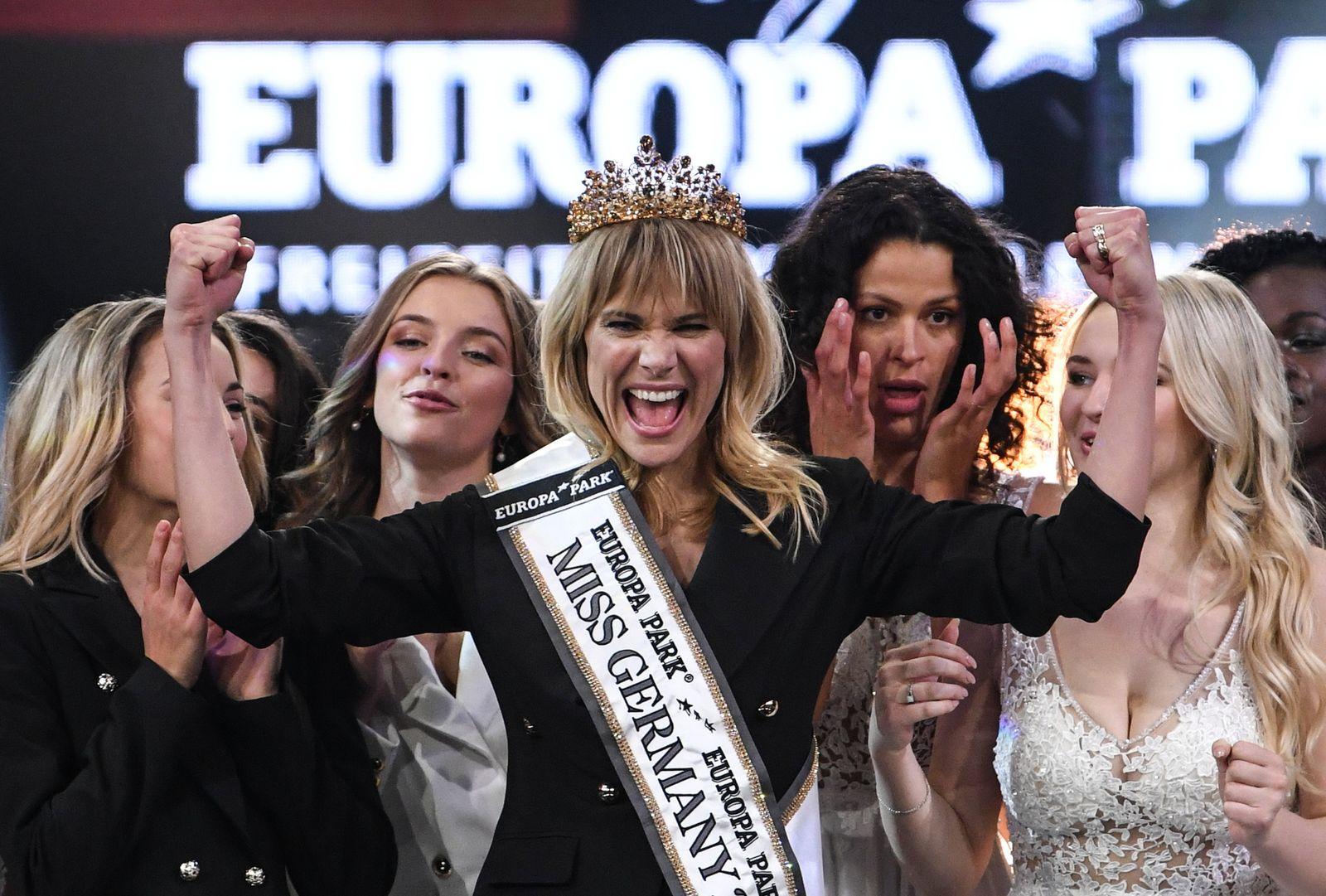 "Wahl der ""Miss Germany 2020"" in Rust"