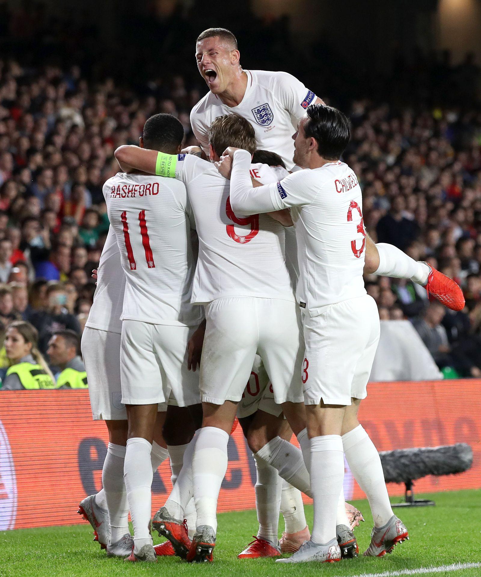 Spain v England - UEFA Nations League - Group A4 - Benito Villama