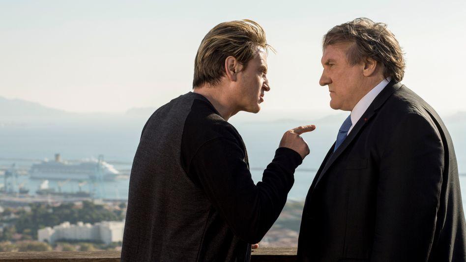"""Französische Netflix-Serie """"Marseille"""""""