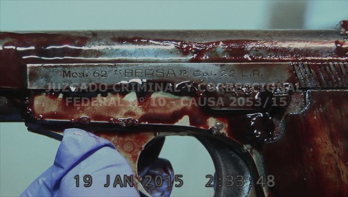 "ZDF-Dokureihe ""Nisman - Tod eines Staatsanwalts"""
