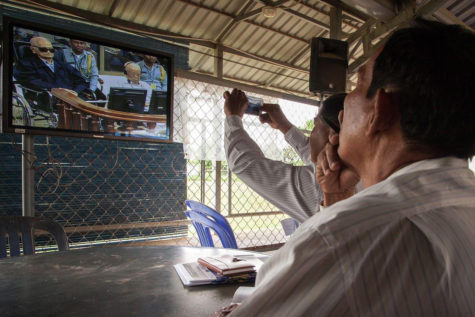 Kambdoscha Rote Khmer Urteil