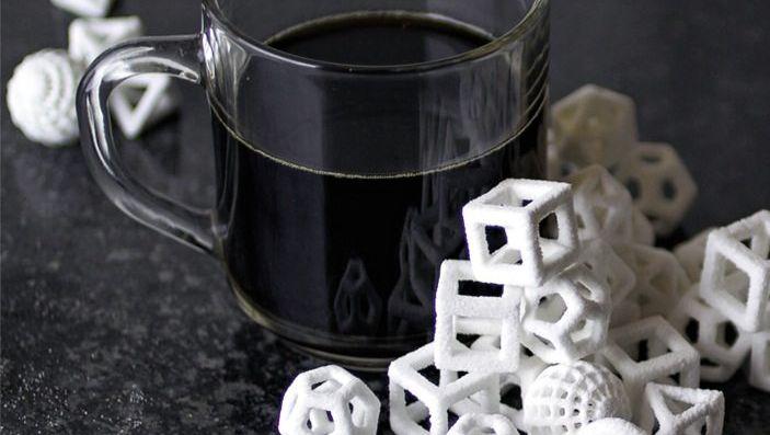 Zuckerguss-Skulpturen aus dem 3-D-Drucker: Kleinkunst zum Vernaschen
