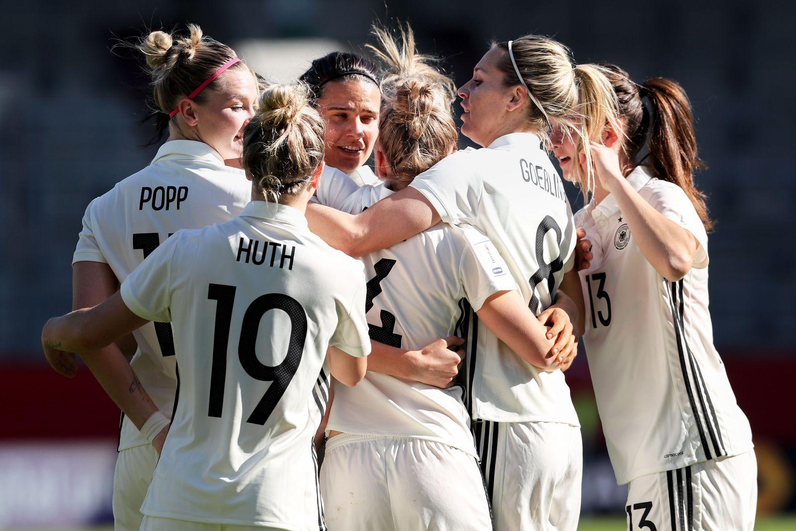 Deutschland / Nationalmannschaft / Damen