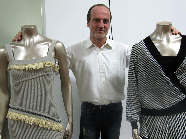 Markus Kirwald, 45: Vor drei Jahren aus Reutlingen nach New York