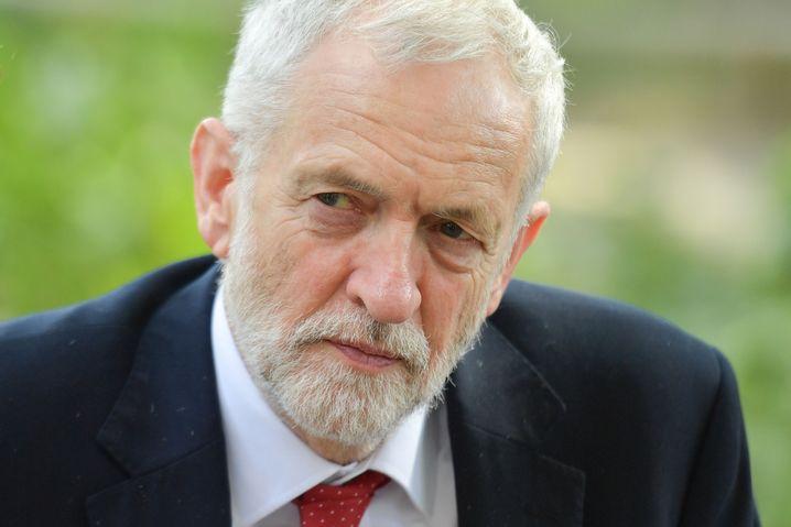 Jeremy Corbyn: Krachende Niederlage