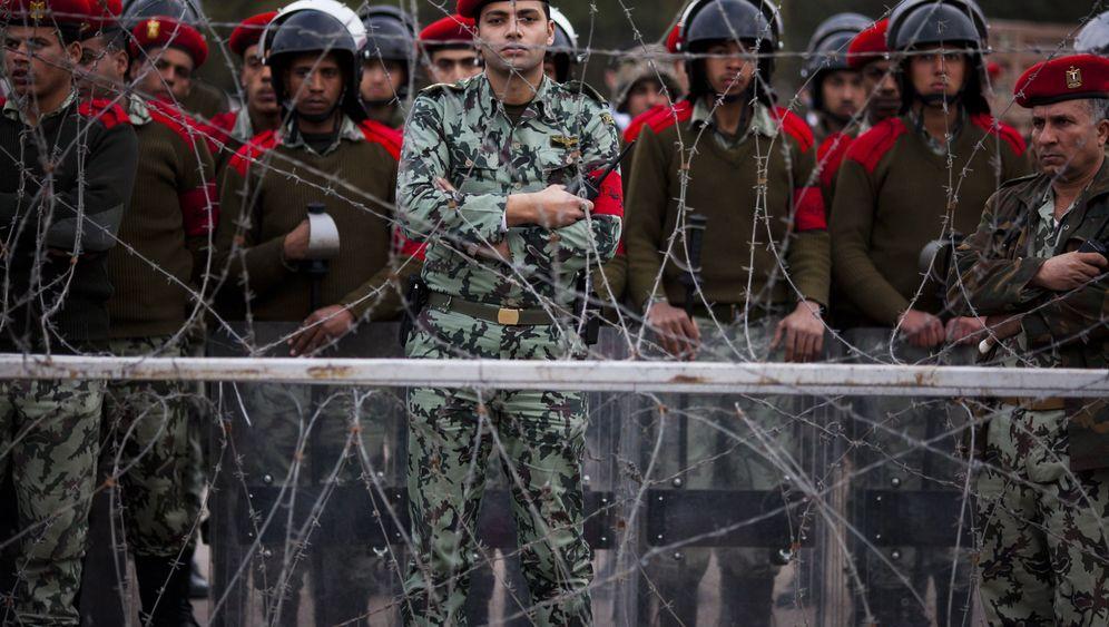 Macht der Armee in Ägypten: Nudeln von den Generälen