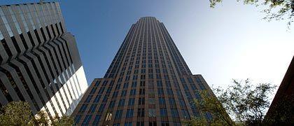 Bank-of-Amerika-Zentrale in North Carolia: Neue Staatshilfen bewilligt