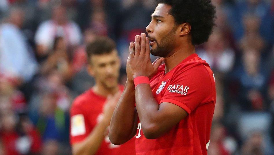 FC Bayern um Serge Gnabry: Spiel gewonnen, Souveränität verloren