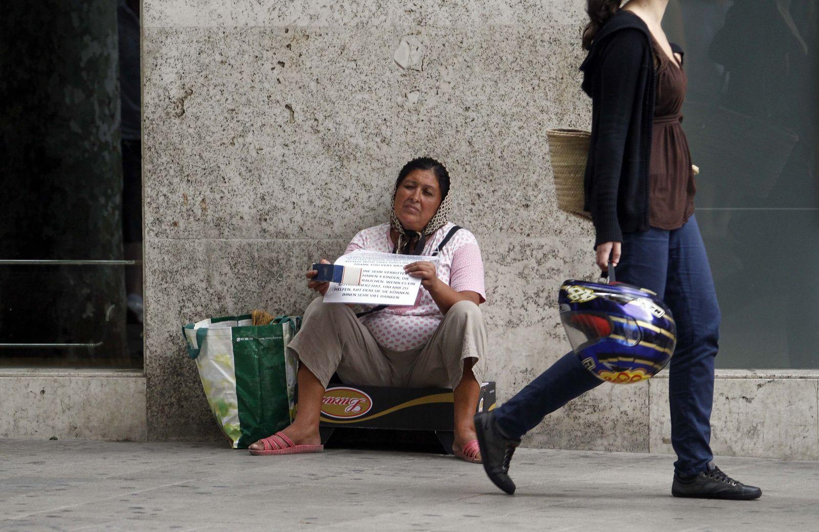 Spanien/ Armut