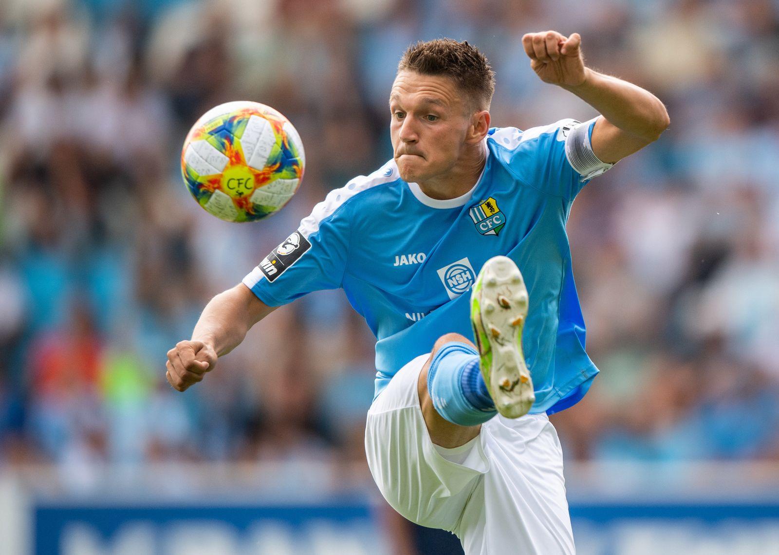 Chemnitzer FC wirft Kapitän Frahn wegen Nähe zu Rechten raus