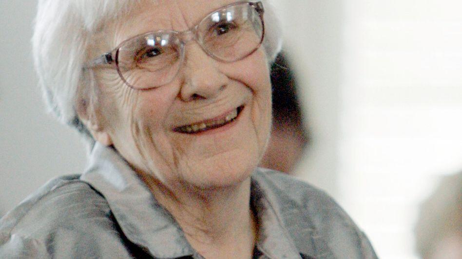 Harper Lee (bei einer Ehrung im Jahre 2007): Zweiter Roman nach über 50 Jahren
