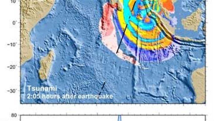 Tsunami-Forschung: Blick auf die Monsterwellen aus dem All