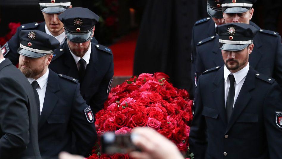 Wann Ist Die Beerdigung Von Jan Fedder