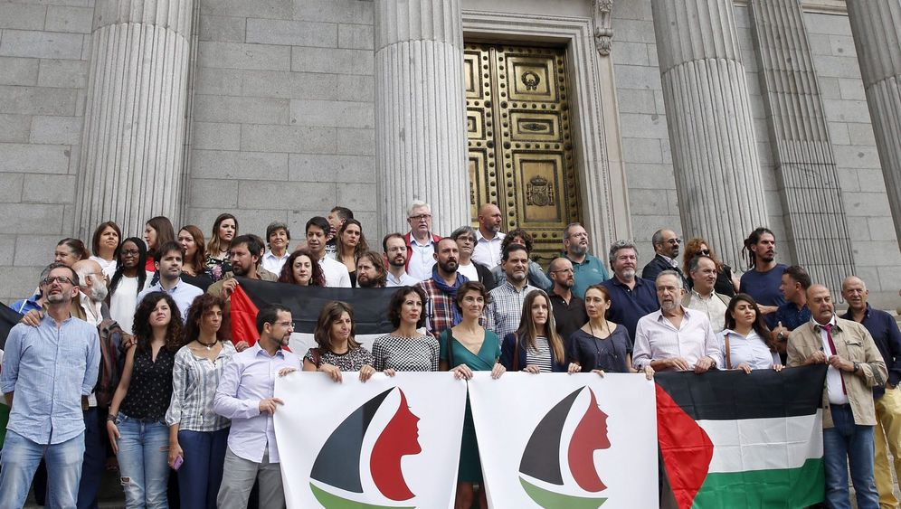 Segeln für Gaza: Im Frauenschiff gegen die Blockade