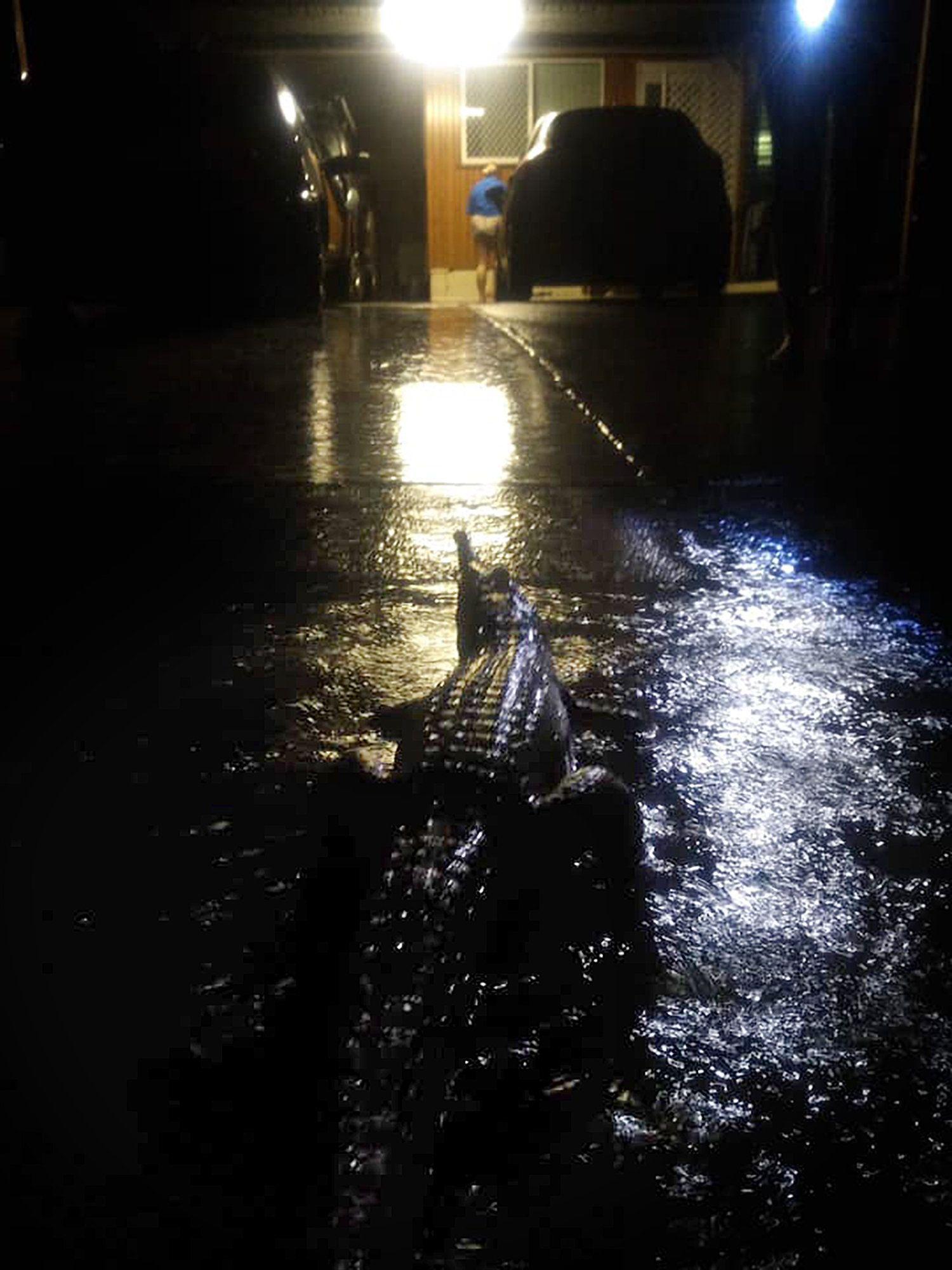 EINMALIGE VERWENDUNG Überschwemmungen/ Nordosten Australiens