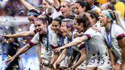 Ärger um Verbandspräsident - US-Männer solidarisieren sich mit Frauenteam