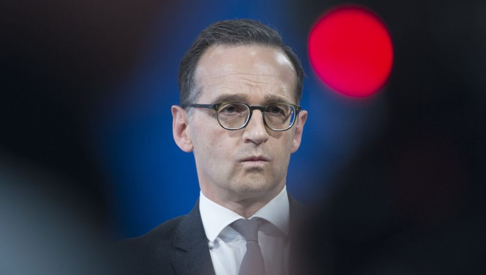 Justizminister Heiko Maas (SPD)
