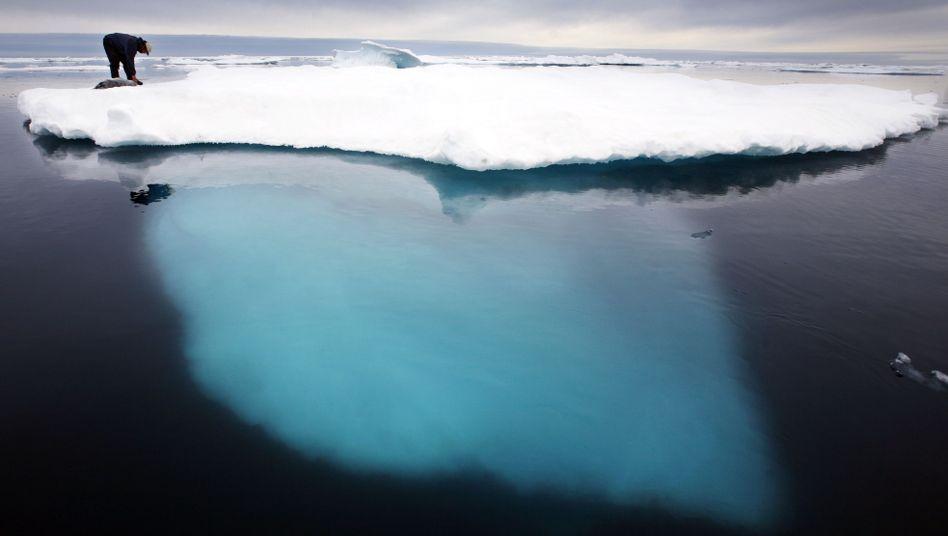 """Jäger in Grönland (2007): """"Das Interesse der Industrie an der Arktis ist stark gestiegen"""""""