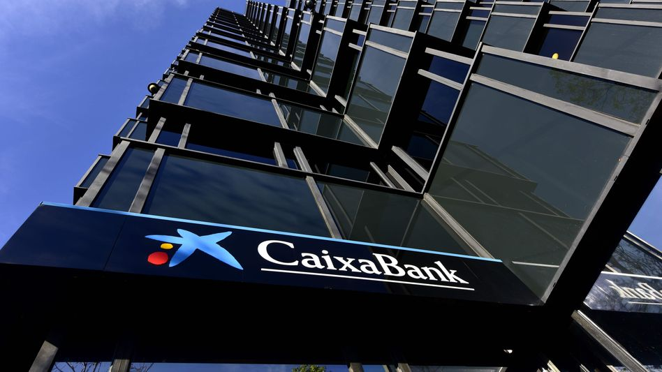 Caixabank in Barcelona