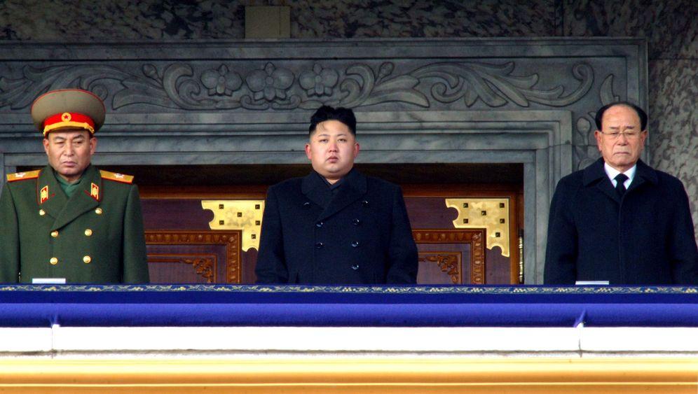 Offensive aus Pjöngjang: Drohung gegen den Süden
