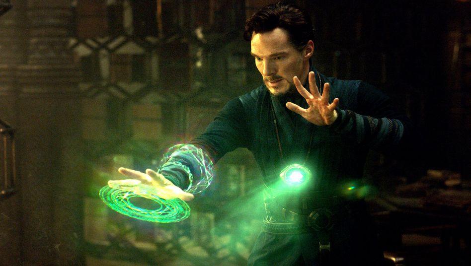 """""""Doctor Strange"""" mit Benedict Cumberbatch: Welt retten, hex, hex!"""