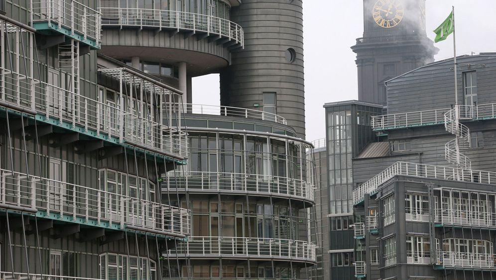 """Gruner + Jahr: Großrenovierung im """"Haus der Inhalte"""""""