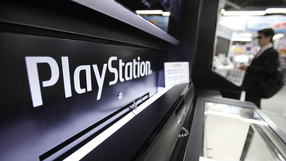 Sony-Konsole Playstation 3: Shop und Online-Netzwerk gehackt