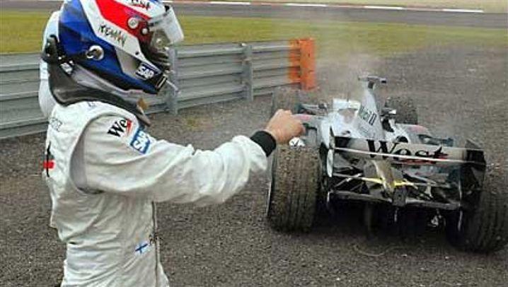 McLaren-Mercedes-Desaster: Schrott, alles nur Schrott
