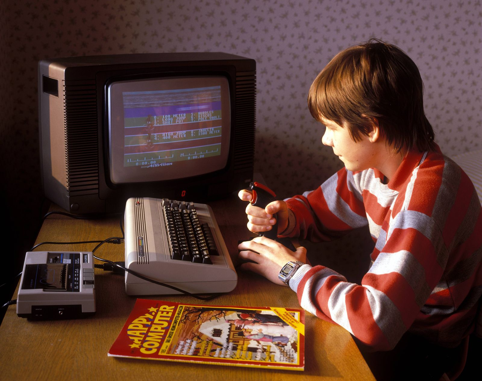 Historische Computerspielfreuden