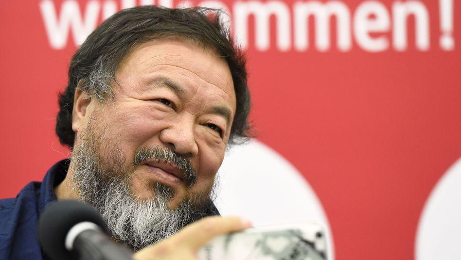Ai Weiwei in Berlin: Der chinesische Künstler lehrt an der Universität der Künste