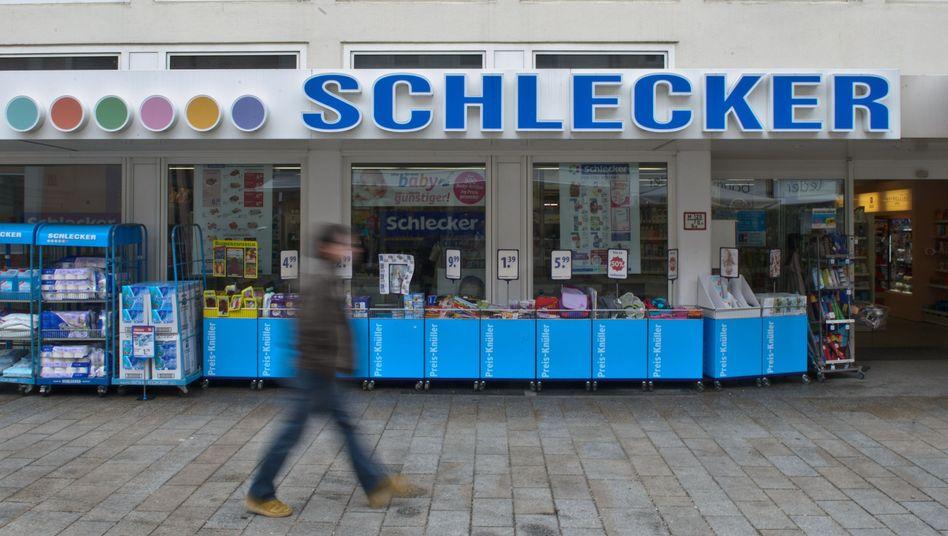 Schlecker-Filiale in Ehingen (März 2012): Lieferantenkartell muss keinen Schadensersatz zahlen