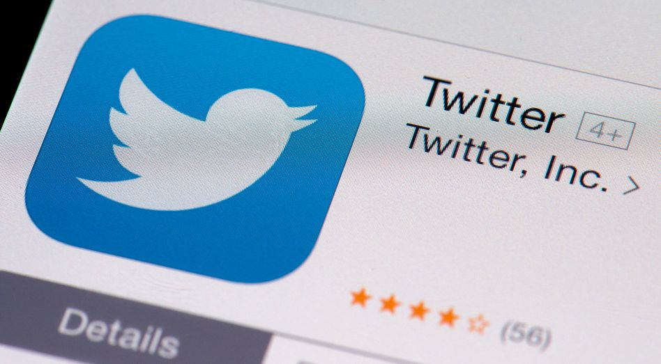 Logo der Twitter-App: Bald könnten Tweets wieder häufiger in der Google-Suche auftauchen