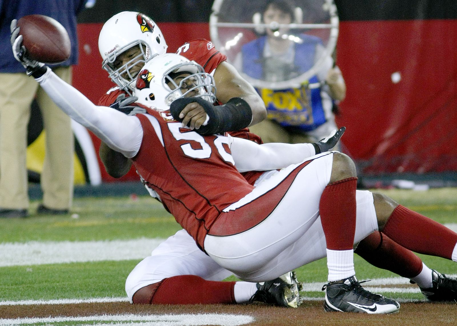 Karlos Dansby / Arizona Cardinals