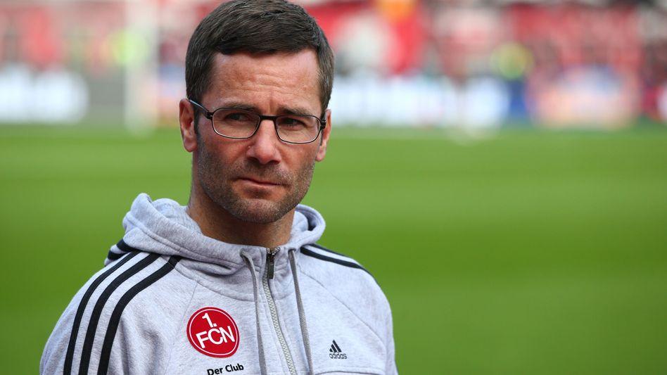 """Trainer Michael Wiesinger: """"Wir sehen uns dazu gezwungen"""""""