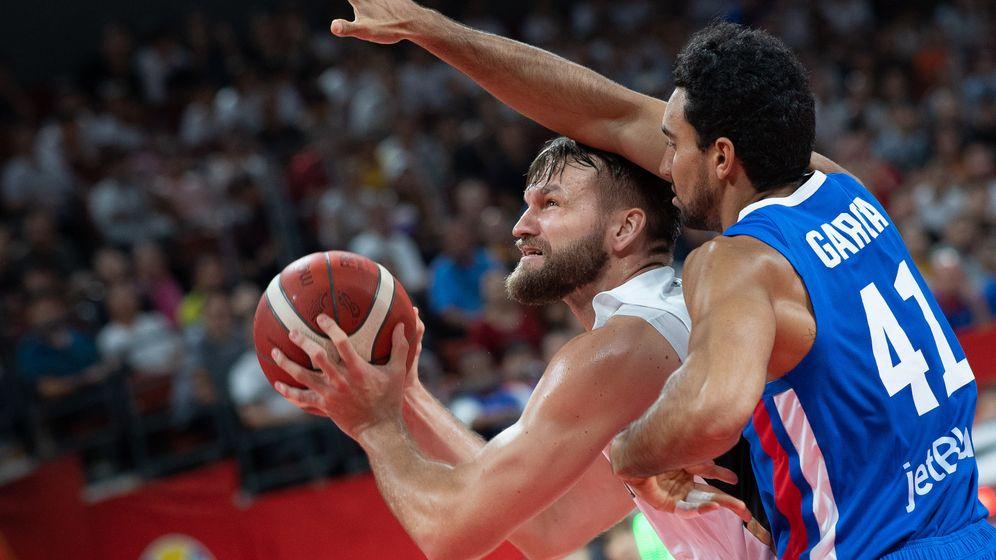 """Deutschland bei der Basketball-WM: """"Das ist großer Mist"""""""