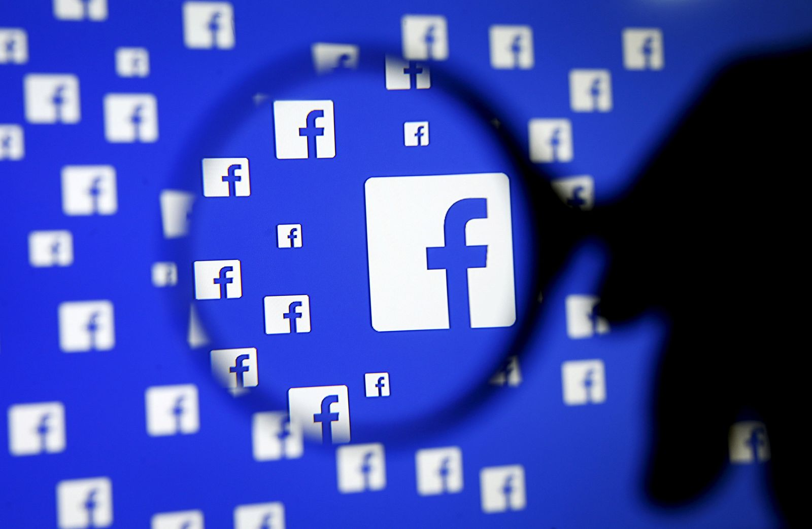 Facebook Symbolbild / Beobachtung / Suche