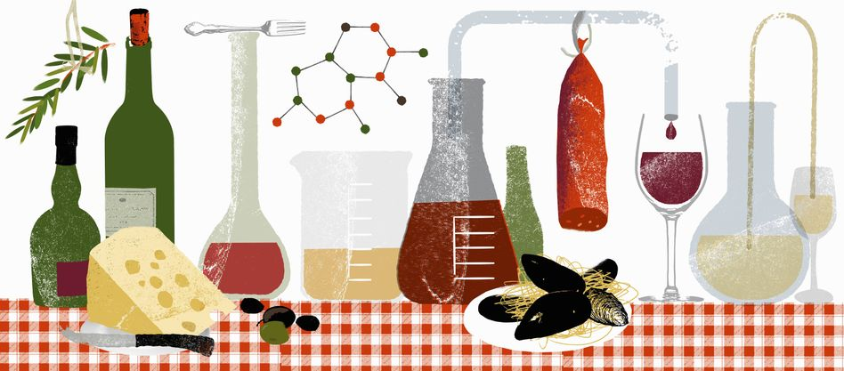 Lebensmittel (Illustration)
