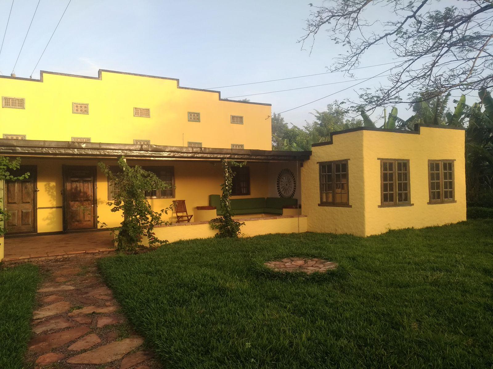 Clemens Fehr / Vanillehaendler aus Uganda